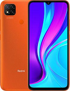 Мобильный телефон Xiaomi Redmi 9C 64GB,3GB (Sunrise Orange), Оранжевый