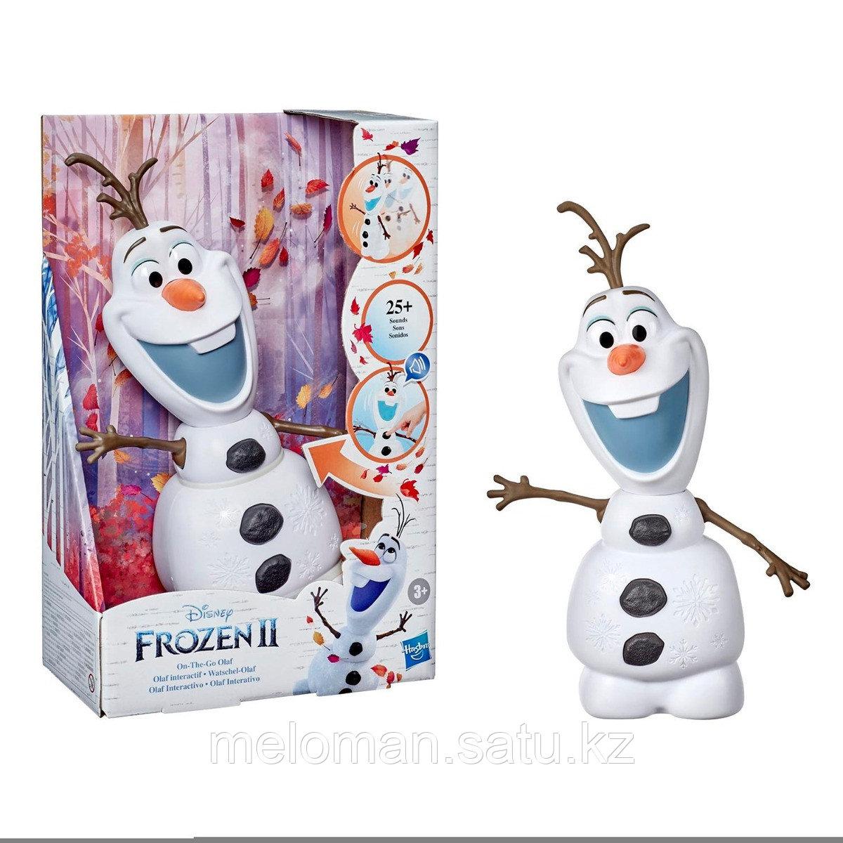Disney Frozen: ИГРУШКА ХОЛОД СЕРД2 ИНТЕРАКТИВНЫЙ ОЛАФ - фото 3