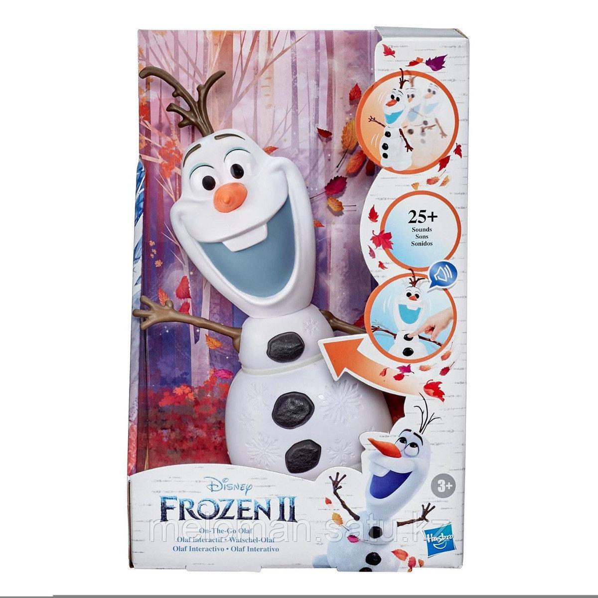 Disney Frozen: ИГРУШКА ХОЛОД СЕРД2 ИНТЕРАКТИВНЫЙ ОЛАФ - фото 4