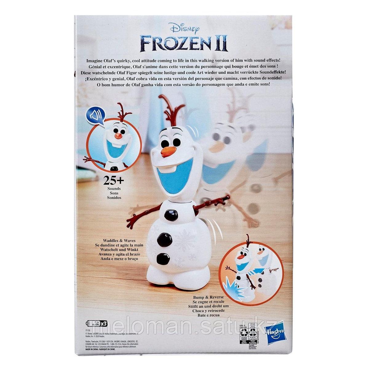Disney Frozen: ИГРУШКА ХОЛОД СЕРД2 ИНТЕРАКТИВНЫЙ ОЛАФ - фото 5