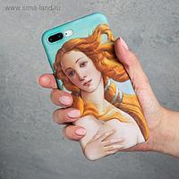 Чехол для телефона iPhone 7/8 plus «Венера», 7,7 х 15,8 см