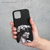 Чехол для телефона iPhone 11 pro «Давид», 7,14 х 14,4 см