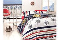 """Комплект постельного белья """"FIRST"""" Ранфорс 1,5 спальный"""