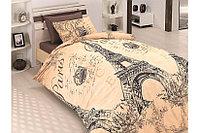 """Комплект постельного белья """"FIRST"""" Ранфорс 2 спальный"""