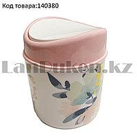Контейнер для мусора «Флер» 1 л. 39000 (003)