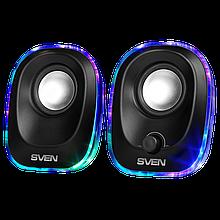 SVEN 330 Акустическая система с динамической отключаемой подсветкой