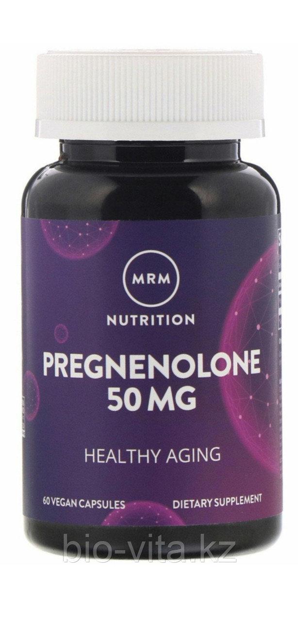 Прегненолон. Pregnenolone. 50 мг. MRM