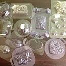 Формы для мыла пластик