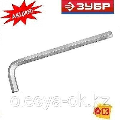 Ключ имбусовый HEX 12 ЗУБР  ЭКСПЕРТ, 27451-12, фото 2