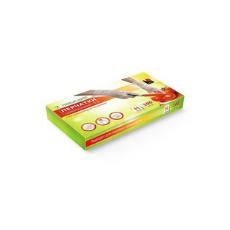 Перчатки ТПЭ M, 100 шт в коробке/10