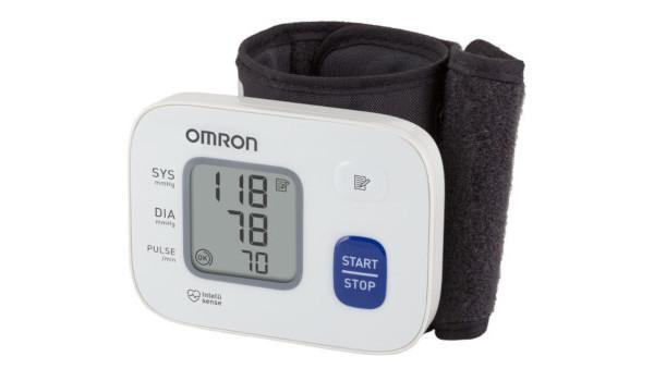 Автоматический тонометр на запястье Omron - фото 2