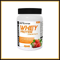 MASS EFFECT Whey protein 300гр (клубника)