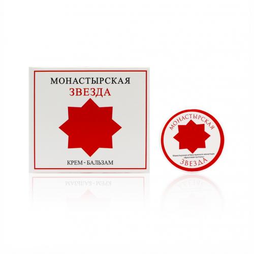 Крем-бальзам Монастырская звезда, 5 мл.