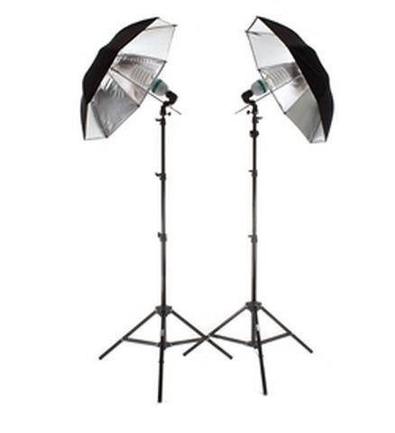 """Стойка 190 см для кольцевых ламп до 3 кг с алюминиевой головкой 1/4 """" - фото 4"""