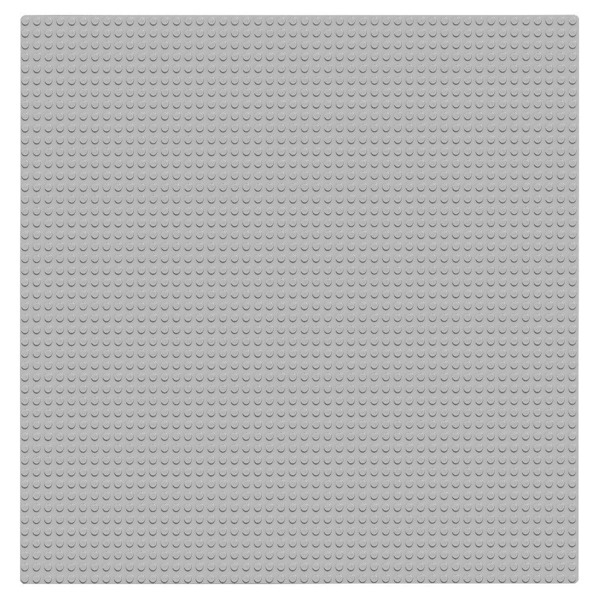 LEGO возраст 4+ : Строительная пластина серого цвета Classic 10701 - фото 3