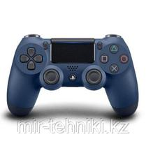 Джойстик Sony DualShock 4 Playstation (Синий)
