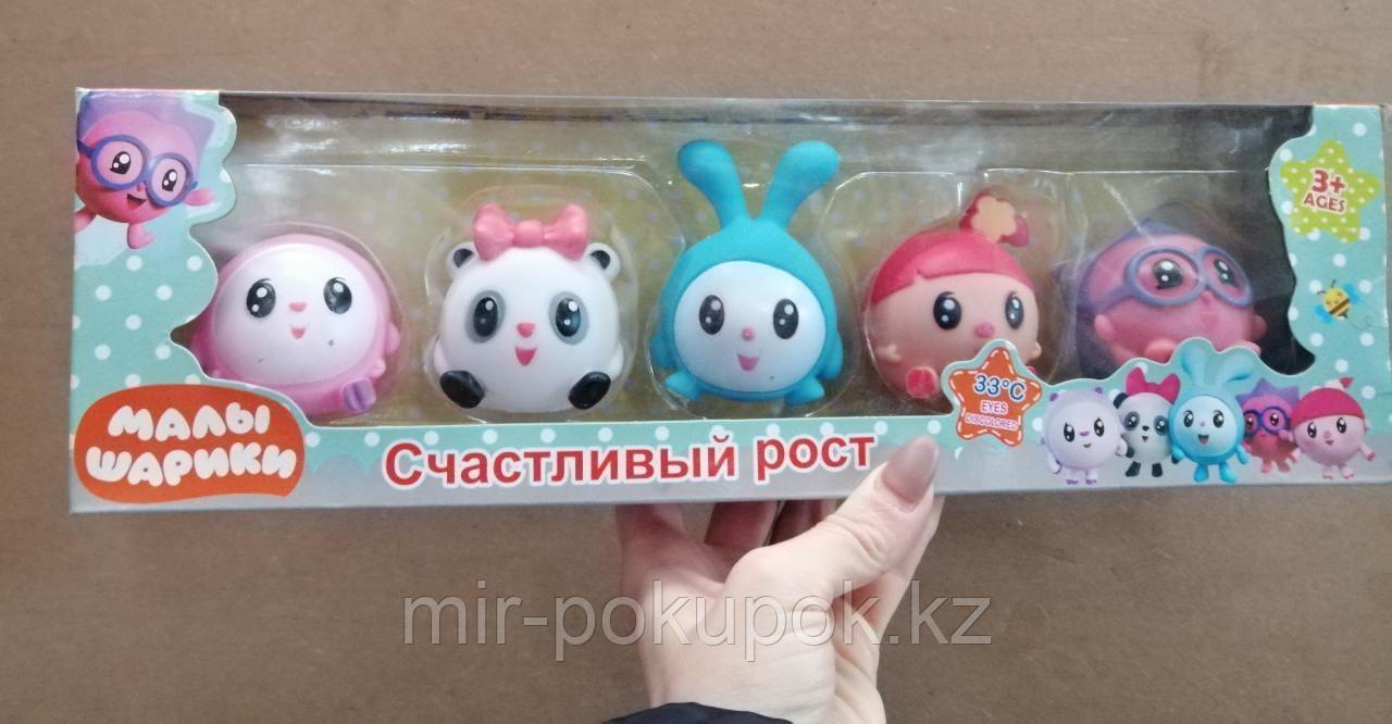 """Набор резиновых игрушек """"Малышарики"""" - фото 2"""