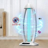 Кварцевая и озонирующая лампа с дистанционным управлением