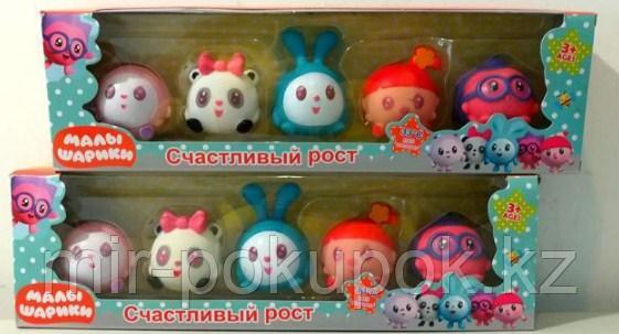 """Набор резиновых игрушек """"Малышарики"""" - фото 4"""