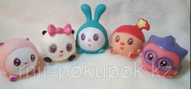 """Набор резиновых игрушек """"Малышарики"""" - фото 3"""