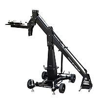 Proaim Sky-Dweller 10ft Camera Jib с платформой сиденья, тележкой Marshal и центральной колонной, фото 2