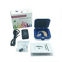 Заушный слуховой аппарат LIFE G25 с шумоподавлением и USB-зарядкой