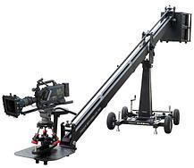 Proaim Sky-Dweller Pro 16ft Camera Crane - Seat Platform & Euro Mountе, фото 3