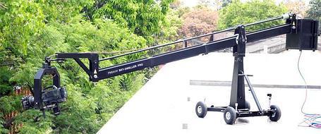 Proaim Sky-Dweller Pro 16ft Camera Crane - Seat Platform & Euro Mountе, фото 2