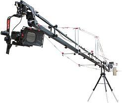 Proaim Fly 22' Camera Jib Crane with 100mm Stand  Proaim Fly 22' Camera Jib Crane with 100m, фото 3