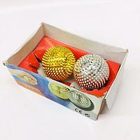 Магнитные шарики для массажа
