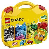 LEGO возраст 4+ : Чемоданчик для творчества и конструирования Classic 10713