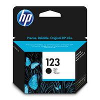 Картридж HP Europe-F6V17AE-Чернильный-№123-черный-2 мл