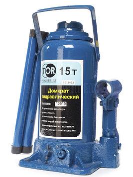 Домкрат гидравлический бутылочный 15т