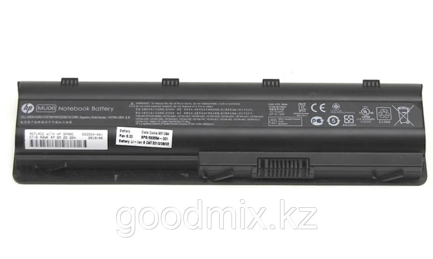 Аккумулятор для ноутбука HP/ Compaq G6/ CQ42 (MU06)/ 10,8 В / 4400 мАч