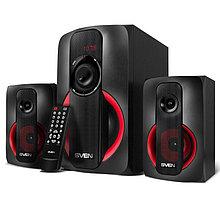 SVEN MS-304 акустическая система с Bluetooth, проигрывателем USB/SD, FM-радио, дисплеем, ПДУ