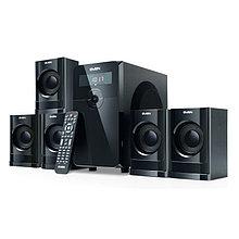 SVEN HT-200 акустическая система 5.1 с проигрывателем USB/SD, FM-радио, дисплеем, ПДУ
