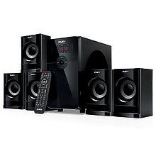 SVEN HT-201 акустическая система с Bluetooth, проигрывателем USB/SD, FM-радио, дисплеем, ПДУ