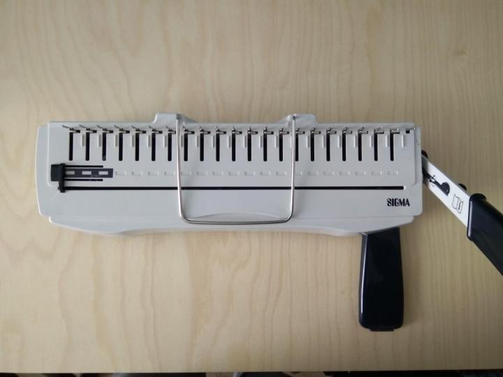 Брошюратор SIGMA MB100