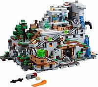 """Конструктор Minecraft """"Пещера в горах"""""""