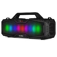 SVEN PS-480 акустическая система портативная многофункциональная с подсветкой