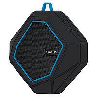 SVEN PS-77 акустическая система портативная с защитой от воды