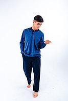 Пижама мужская* 2XL / 52-54, Индиго