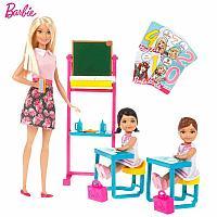 Детский игровой набор для девочек Барби школа модель: NO:68017