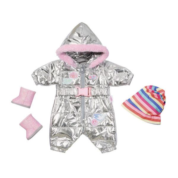 Baby Born Одежда для кукол Бэби Борн - Зимний комбинезон Делюкс