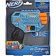 Hasbro Nerf N-Strike Elite 2,0 Пистолет Бластер Нёрф Трио (Trio TD-3), фото 3