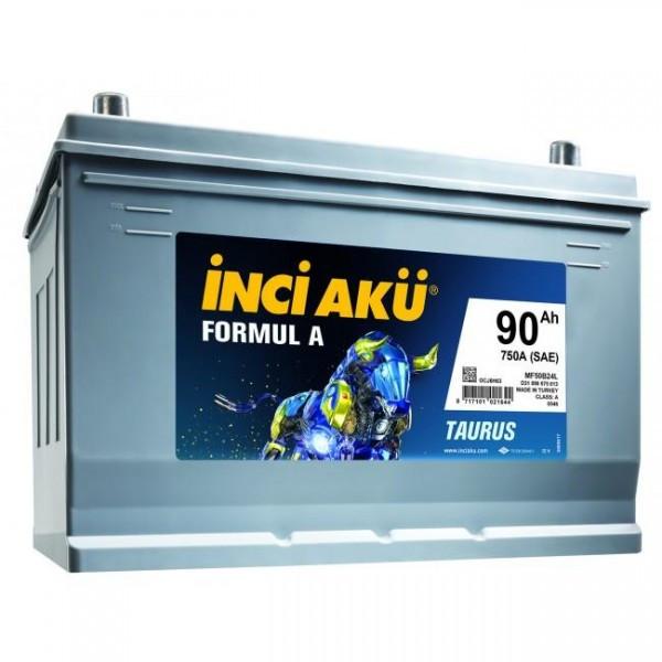 Аккумулятор для автомобиля Inci Aku  90Ah D31 090 075 011