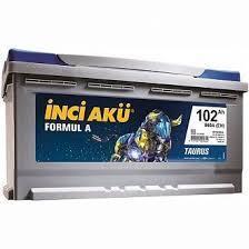 Аккумулятор для автомобиля Inci Aku  102Ah L5 102 086 013
