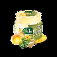 Майонезная маска от выпадения волос с экстрактом кактуса (Vatika Hair Mayonnaise Hair Fall Control)