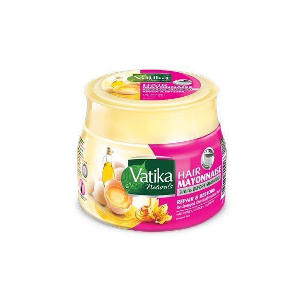 Майонезная маска Vatika Naturals Mayonnaise Repair & Restore Восстановление