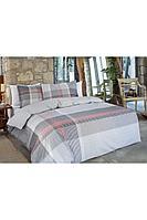Комплект постельного белья Ozdilek Gri Ramble King-size